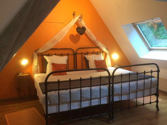 Domaine de Joreau à Saumur propose une escapade en amoureux