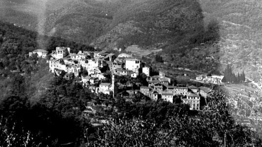 Dolcedo - Ripalta 1973, Südansicht