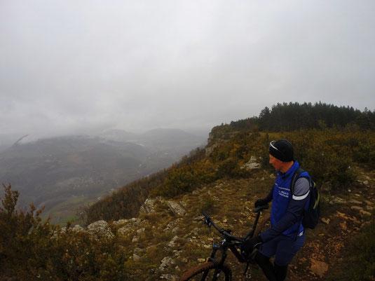 29/11/2015 : Duathlon sur les hauteurs de Millau