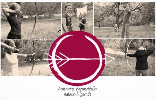 Natalie Hilgner Bogenschießen Frauentag