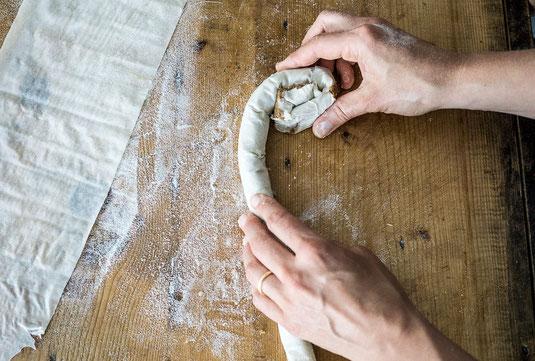 Mancha Gebäck Kochstudio Bilou marokkanischer Kochkurs