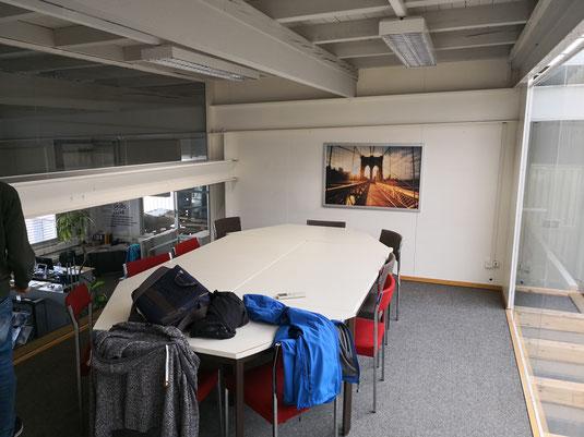 Trainingsraum im Ausbildungszentrum Mittelland, Langenthal