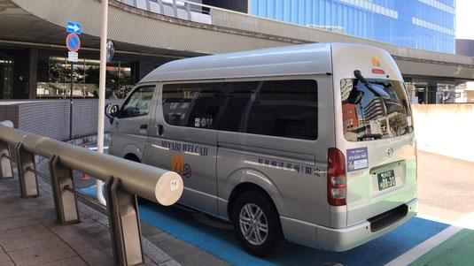 JR奈良駅ロータリー