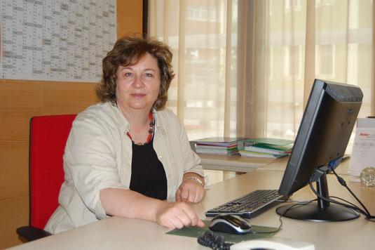 Geschäftsführerin Simona Gritsch