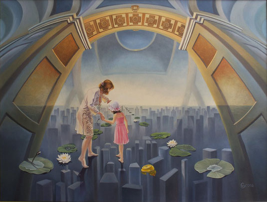Gyuri Lohmuller. Surrealism