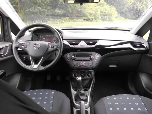 Opel Corsa 1.4 drive TEST - www.tobiasfaehrtauto.de