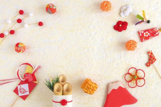 ショッピングカートと福袋。初売りセール。