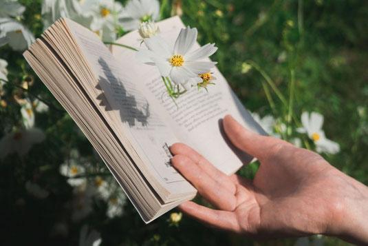 木目調のテーブルに置かれたノートパソコン。眼鏡、スマホ、ボールペン。コーヒーの入ったマグカップ。