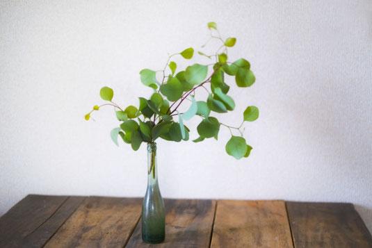 電卓と赤いペン。データをチェック。