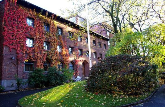 Sta. Katarinahjemmet mitten in Oslo