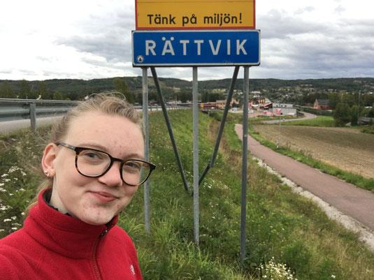 Inga Stephan freut sich auf ihr neues Abenteuer in Rättvik (Foto: Inga)