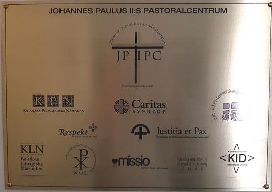 Das Pastoralzentrum vereint viele Gruppen und Organisationen unter einem Dach