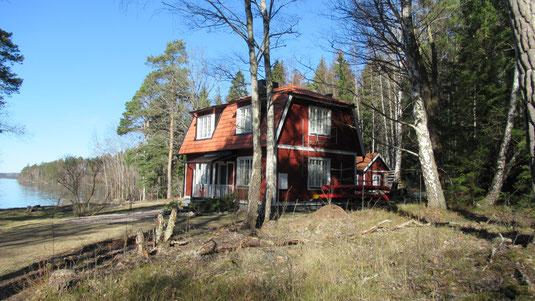 Schweden-Idyll: Marieudd