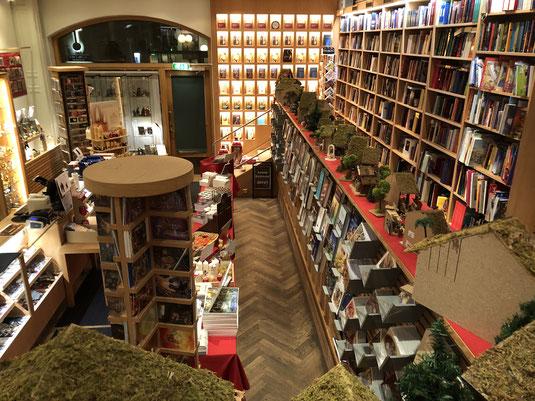 Buchladen in Stockholm