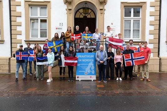 Glaube bewegt – 22 junge Menschen absolvieren mit dem Bonifatiuswerk ein Praktikum in Nordeuropa und dem Baltikum (Foto: Bonifatiuswerk)
