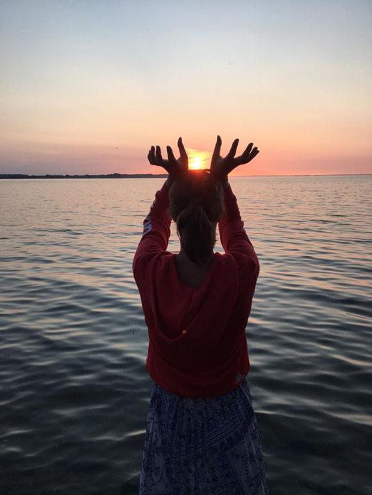 Leonie am Vättern-See