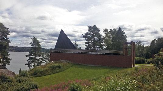 Die Kapelle des Begegnungszentrums in Mariaholm.