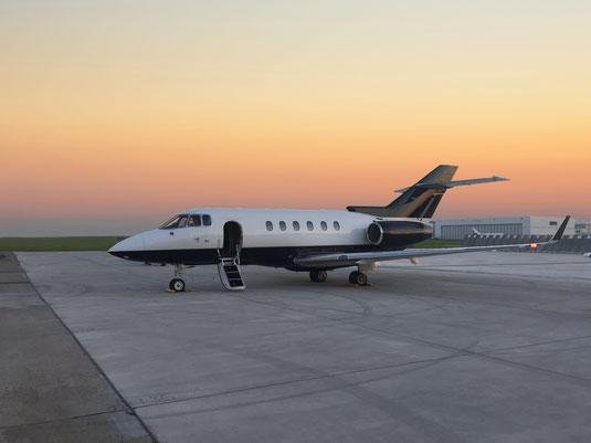Jet privé Hawker 900XP