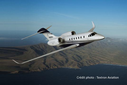 Jet privé Cessna Citation Sovereign+