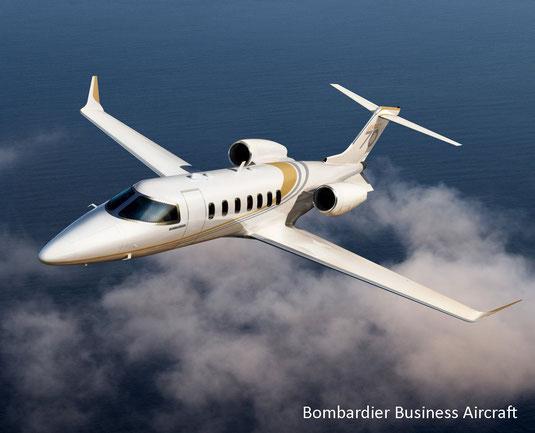 Jet privé Bombardier Learjet 70