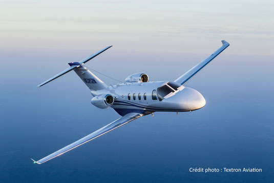 Jet privé Cessna Citation M2