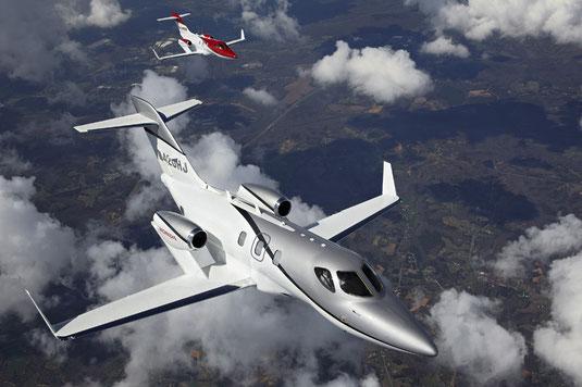 Jet privé HondaJet