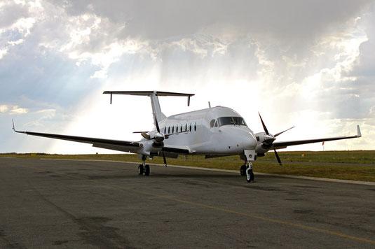 Jet privé Beechcraft 1900D