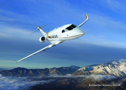 Jet privé Bombardier Challenger 350