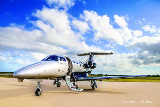 Jet privé Embraer Phenom 100EV
