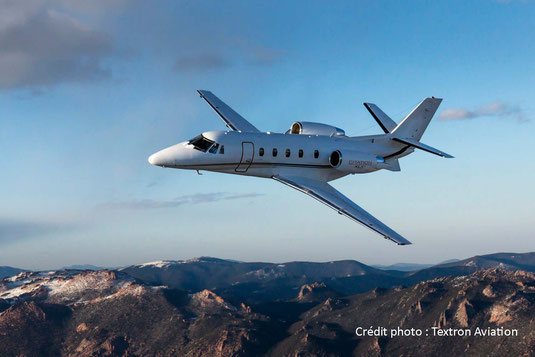 Jet privé Cessna Citation XLS+