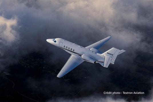 Jet privé Cessna Citation XLS+