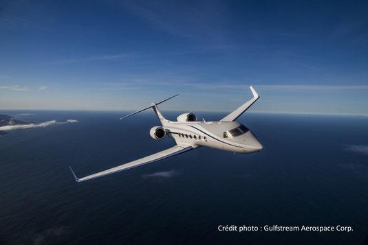 Jet privé Gulfstream G550