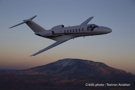 Jet privé Cessna Citation CJ3+
