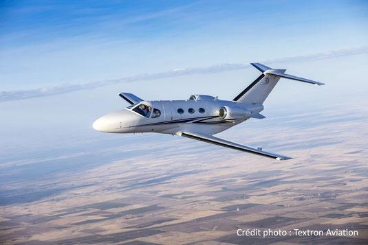 Jet privé Cessna Citation Mustang