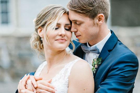 Hochzeitsreportage von Lisa und Matthias. Hochzeitsfotograf Ruhrgebiet, NRW, Velbert, Neviges