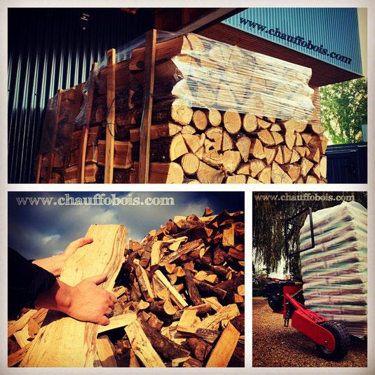 livraison de bois de chauffage angers 49
