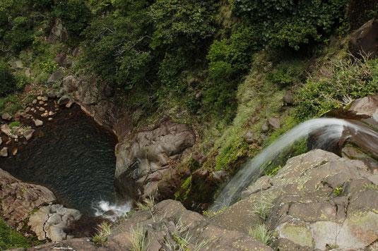 Hidden Falls at Rincon de la Vieja, hiking Costa Rica