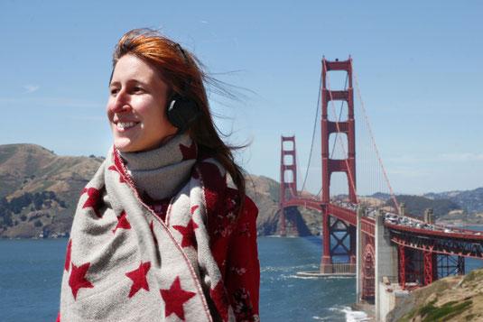Golden Gate Bridge, Angst ist keine Ausrede, Sarah Bauer, National Geographic
