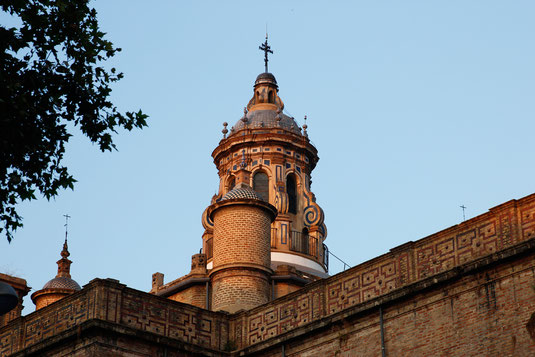 The Old Town of Seville, visit Seville, cathedrals