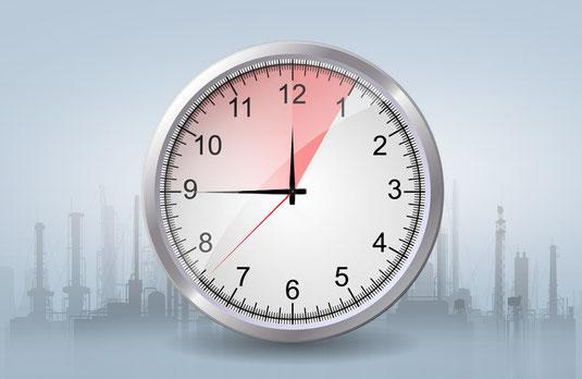 Viertel vor zwölf: Es ist Zeit, das Unternehmen wieder auf Kurs zu bringen