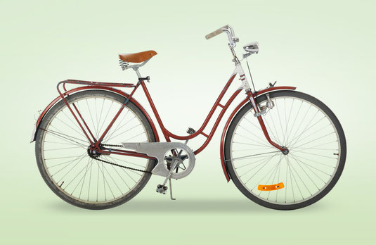 Similar to a bicycle, all the elements of a company have to be coordinated to ensure it runs.