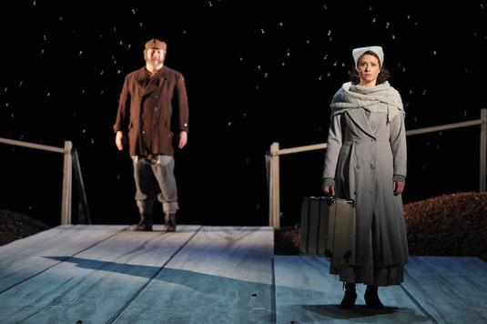 Anatevka - Dagmar Bernhard (Hodel, Tevje und Goldes zweite Tochter) - Pfalztheater Kaiserslautern © Hans-Jürgen Brehm-Seufert