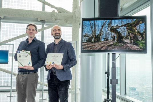 premiazione concorso fotografico fotografare il parco