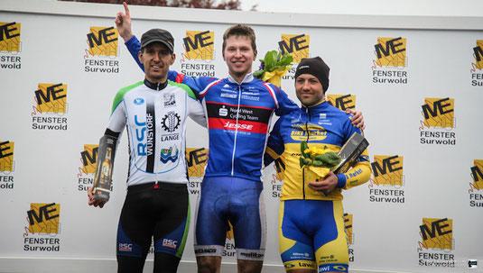 Marcel Seidel belegt im Rennen in Börger einen beeindruckenden 3. Platz!