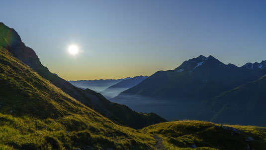 hoher riffler Blankahorn tirol lech lechtaler alpen hiking tamron2875 sony a7rii reisefotografie travelfoto a7r2