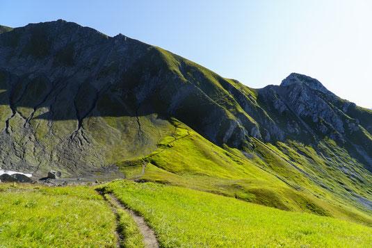 tirol lech lechtaler alpen hiking SEL18105 sony a6300 reisefotografie travelfoto