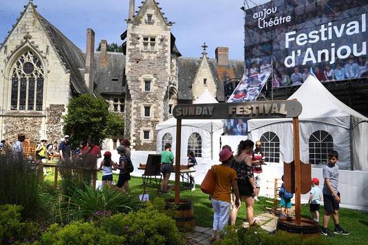 festival d'Anjou annulé