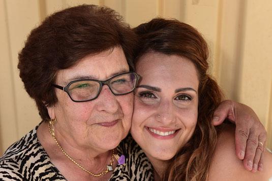 Alles entwickelt sich, von der Grossmutter bis zur Enkelin