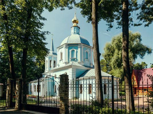 Христорождественская церковь. Поселок Барвиха