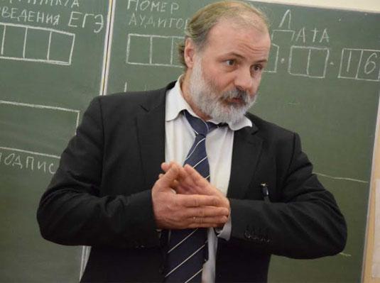 Директор Центра педагогического мастерства Иван Ященко